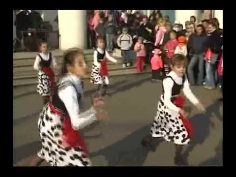 Ритмичный танец