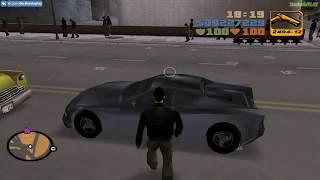 Играем в GTA 3 - Город Призрак