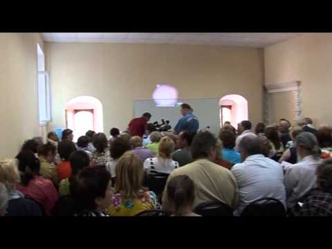 Гематолог Шишова Ольга Ивановна лекция в Москве