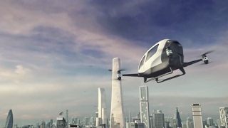 Carros voadores: Primeiros protótipos estão prontos para o mercado