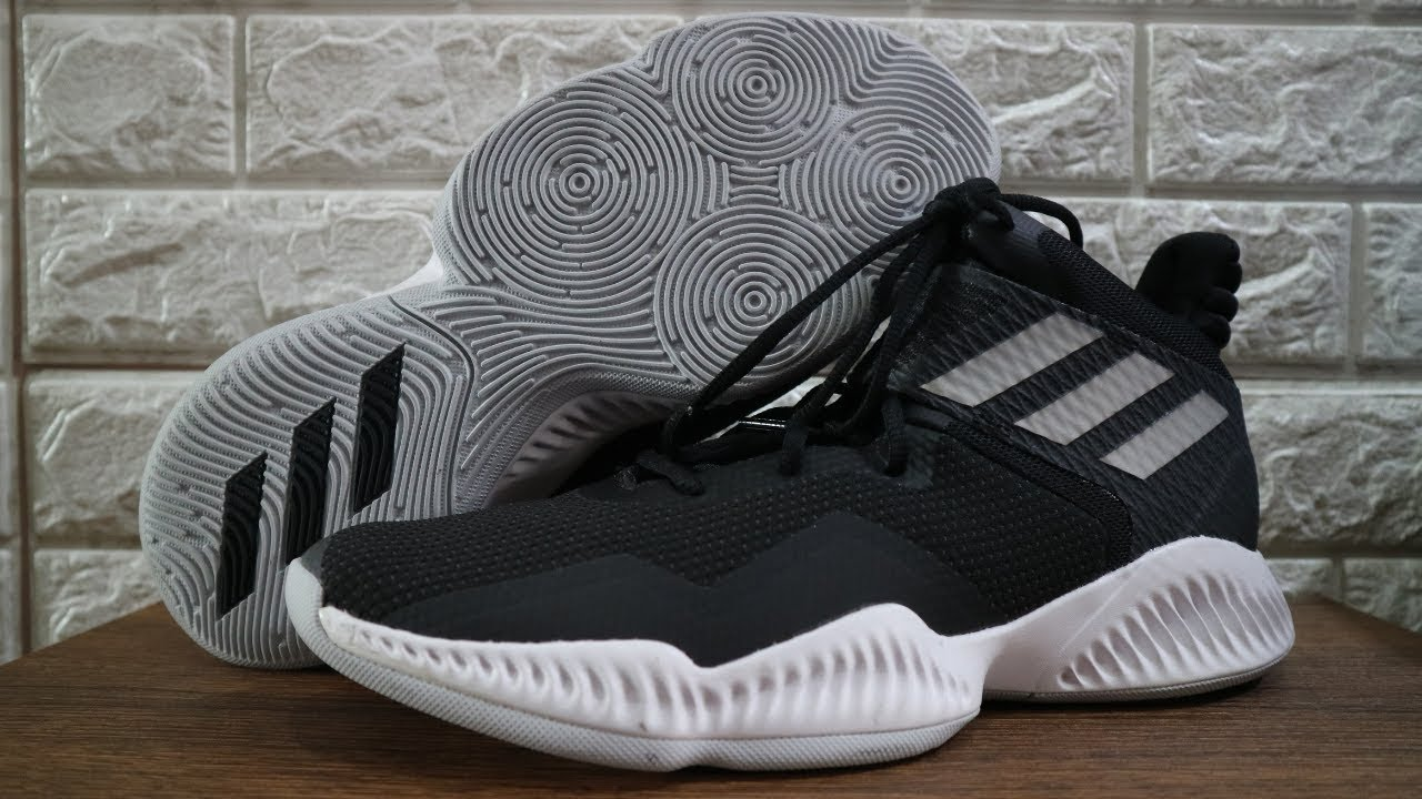 100% authentic 6a493 5e0ee Performance Review Adidas Explosive Bounce 2018