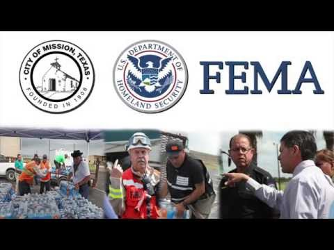 Mission TX - FEMA Disaster Recovery Center