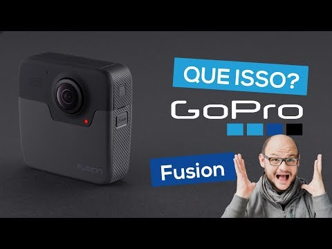 Nova GoPro Fusion 360 - Preview e Especificações - Falando de Foto NEWS com Willian Lima