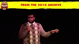 Amused Moose Archive 2010 - Romesh Ranganathan. (Click Subscribe for updates)