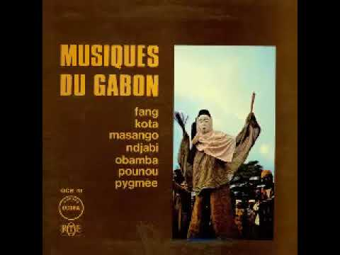 Various – Musiques Du Gabon :60s African Field Recording Folk World Country Music Songs Traditional