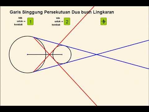 Garis singgung lingkaran dalam dan luar youtube garis singgung lingkaran dalam dan luar ccuart Choice Image