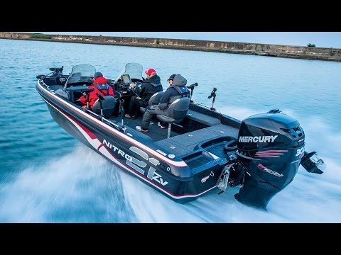 NITRO Boats: ZV21 Performance Multi-Species Fishing Boat