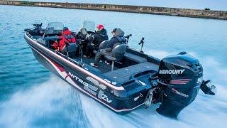 NITRO Boats: 2017 ZV21 Performance Multi-Species Fishing Boat