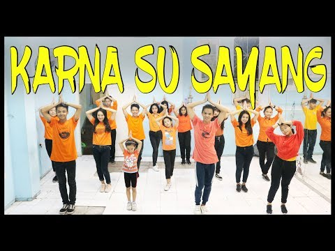 KARNA SU SAYANG | COVER DANCE - NEAR ft DIAN SOROWEA / CHOREOGRAPHY BY DIEGO TAKUPAZ