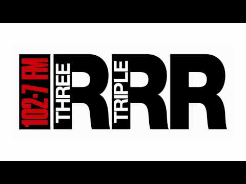 Congos interview on 3RRR