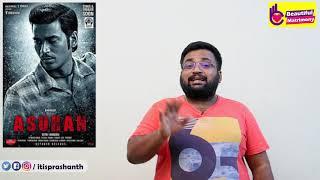 Asuran review by Prashanth