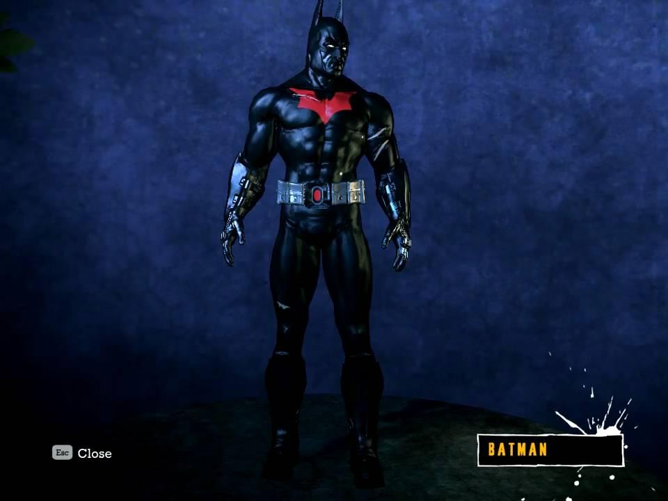 Batman Beyond Wallpapers - Wallpaper Cave   Batman Arkham City Batman Beyond Flying