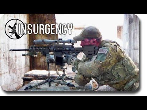 Insurgency ► Urban Warfare (Full Match)