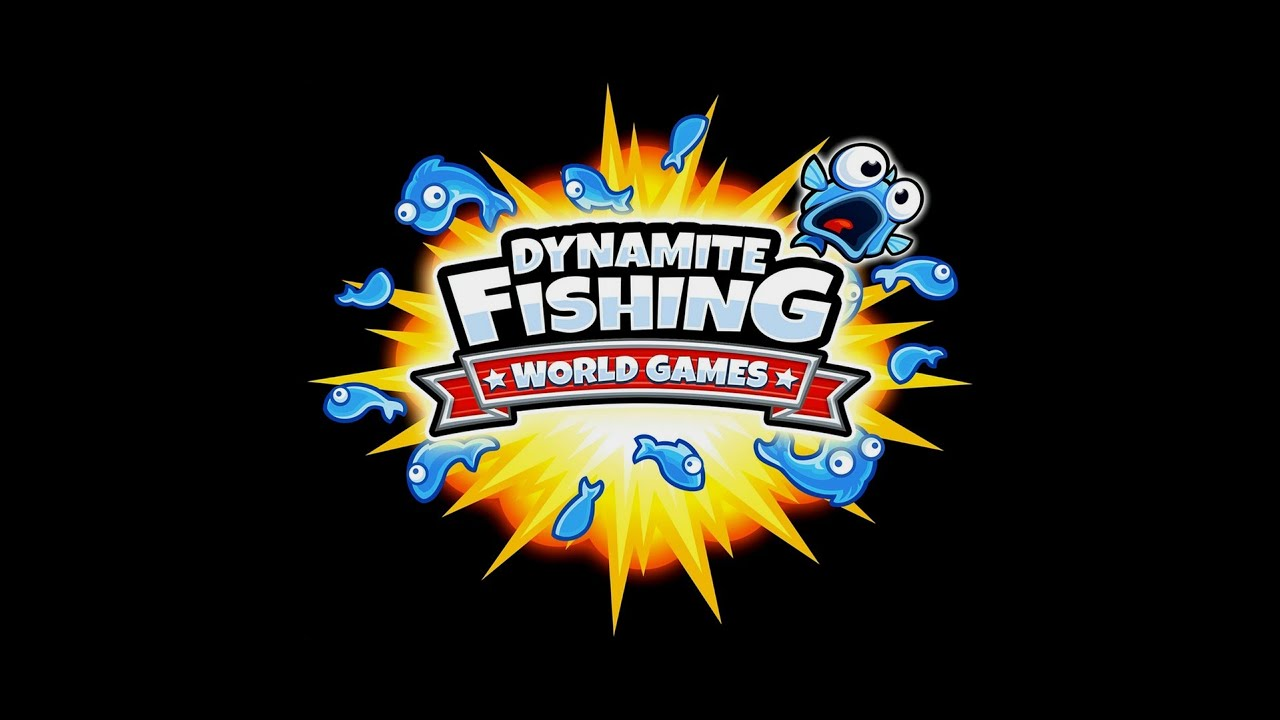 Dynamite fishing world games android gameplay trailer for Fishing world game