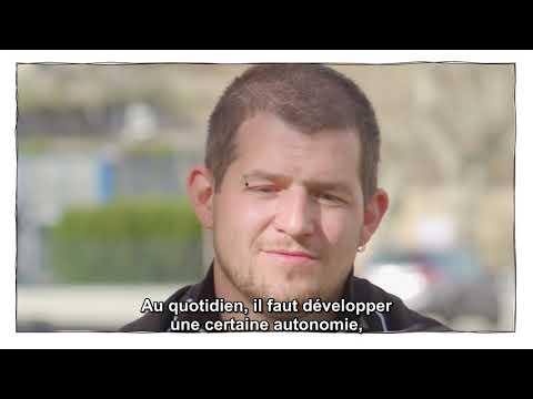 Veolia - MonJobPotable#3 - Portrait De Julien Goudard