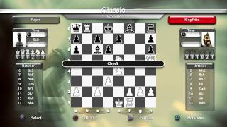 PS3 Fritz Chess - Chess King Trophy.mp4
