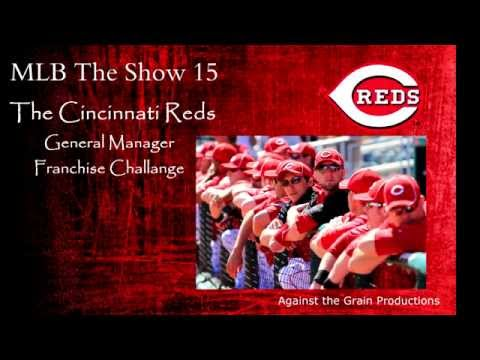 MLB Show 15 Reds GM Franchise Series Intro