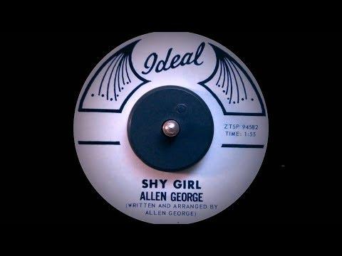 Allen George - Shy Girl (1964)