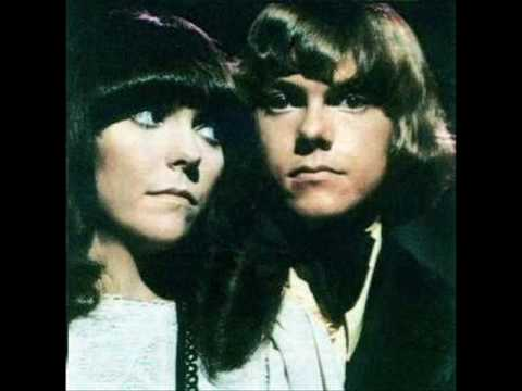 "The Carpenters ""I'll Never Fall In Love Again"""