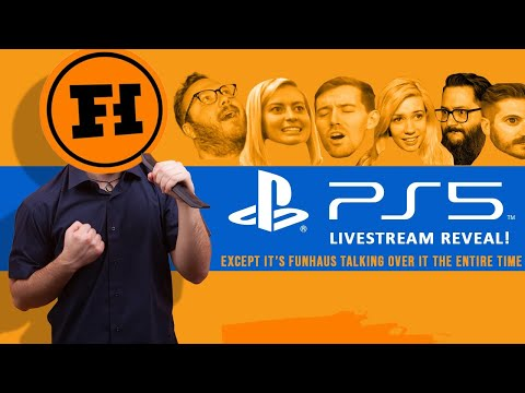 PlayStation 5 Reveal (Live Reaction) - PlayStation 5 Reveal (Live Reaction)