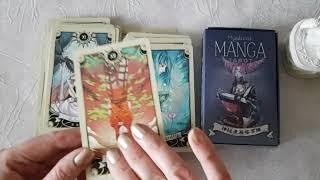 Mistical Manga Tarot  AliExpress обзор колоды