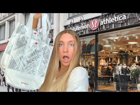 how to get FREE LULULEMON LEGGINGS