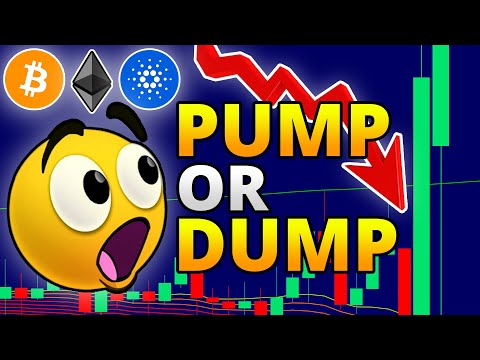 🔴 BITCOIN & ETHEREUM Price Prediction: NOT PUMP on BTC and ETH // Daily Crypto Technical Analysis