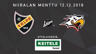 Ennakko: KalPa - Sport, 12.12.2018: Marko Tuomainen ja Alexander Ruuttu