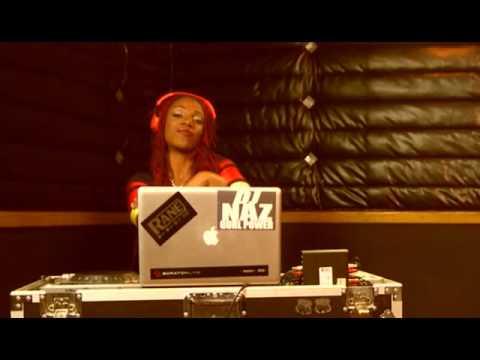 RE TV CHART SHOW - DJ NAZ GURLPOWER /DUFTON