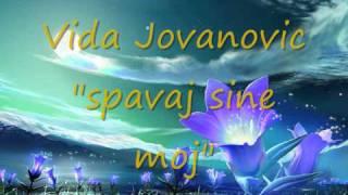 Vida Jovanovic spavaj sine moj.wmv