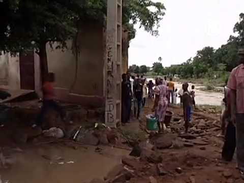 Бамако затопило, десятки жертв (новости)