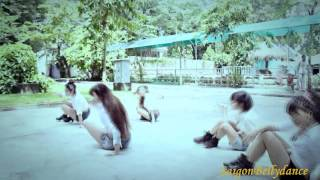 SaigonBellydance HOT CLIP 2013: FUNNY G - Kpop dance cover