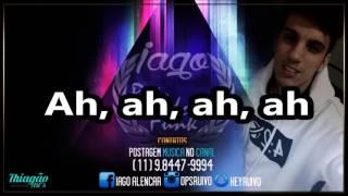 Mc Chapo - Rebola Me Olhando ( DJ R7 ) Com a Letra