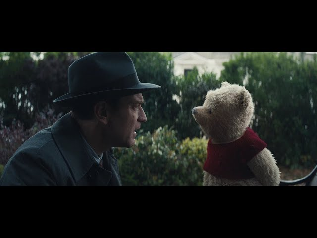 Christopher Robin - Official Trailer #1