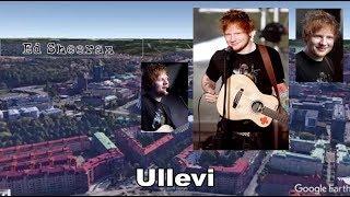 Ed Sheeran - Ullevi - Göteborg, 🇸🇪 📆Of_10jul/11jul  #Suède 🇸🇪 #Sweden #GoogleEarth