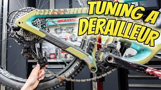 How To Tune Bike Gears The Easy Way