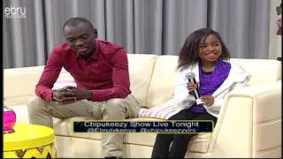 Kalekye Mumo, King Kafu, Shanah Serena On Chipukeezy Show(Full Eps)