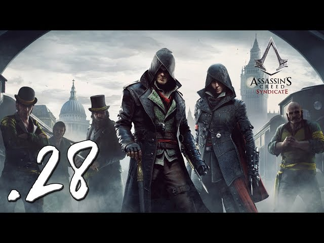 Assassin's Creed Syndicate cap: 28, Pearl Attaway