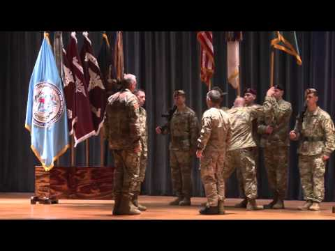 Brigadier General Eric Wesley Assumes Command of the Maneuver Center of Excellence and Fort Benning