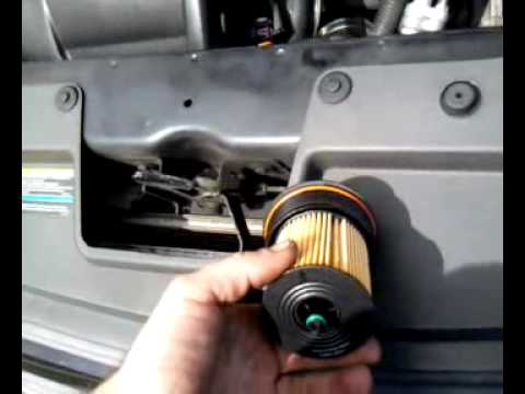 Chevy cobalt fuel filter replacement