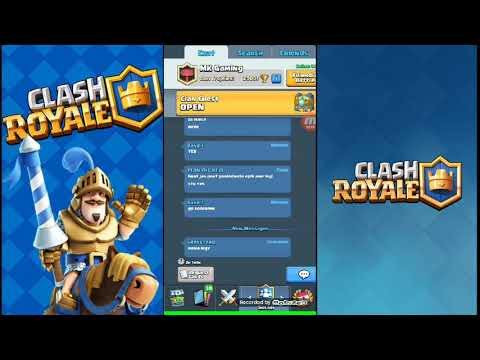 Clan Cest Opening] Clash Royale ep 19