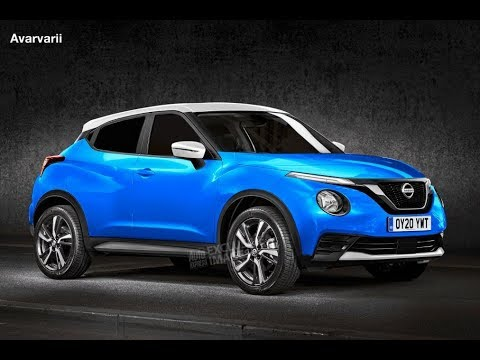2020 Nissan Juke Renderings And Spy Pictures Auto Photo News