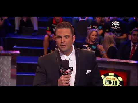 WSOP 2015 – Main Event FINAL TABLE, Day1 ep1/2. HD