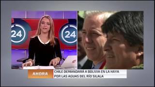 Chile demandará a Bolivia en La Haya por río Silala