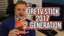 Amazon Fire TV Stick 2 2017 Unboxing und Einrichtung | Alexa Sprachassisten Deutsch Germant
