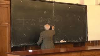 Тихонов Н. А.  - Основы математического моделирования - Явления переноса (Лекция 5)