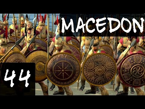 Total War Rome 2 : Emperor Edition : Macedon 44