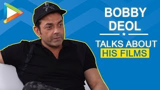 Bobby Deol gets EMOTIONAL as he talks about Barsaat, Gupt and Soldier