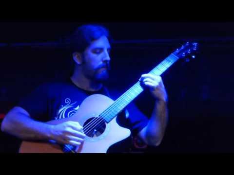 Simon Girard - Ebon Coast (Live in Montreal)
