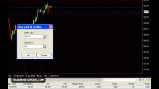 How to Execute Trades in Forex Tester